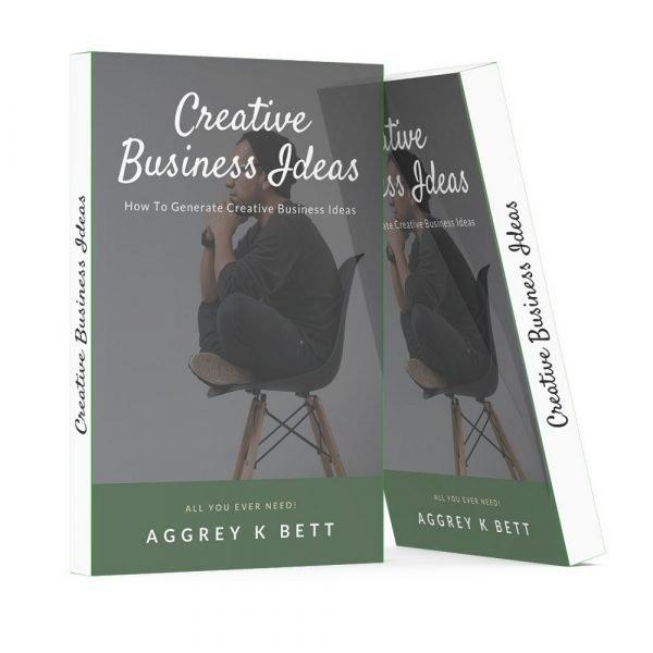 Creative Business Ideas Ebook