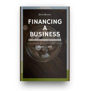 Financing A Business EBook