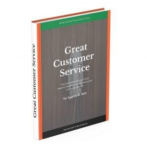 Great Customer Service Ebook