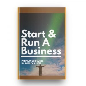 How To Start and Run a Business EBook