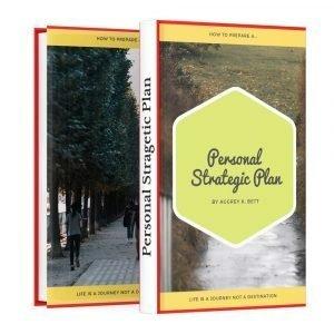 Personal Strategic Plan Ebook
